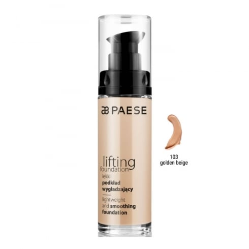 Paes Cosmetics Paese Lifting Foundation 103 Golden Beige