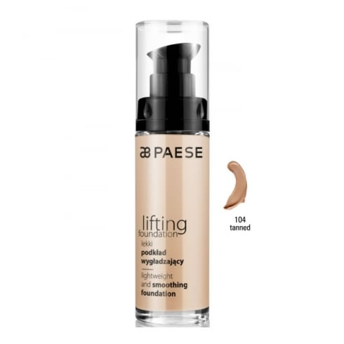 Paes Cosmetics Paese Lifting Foundation 104 Tanned