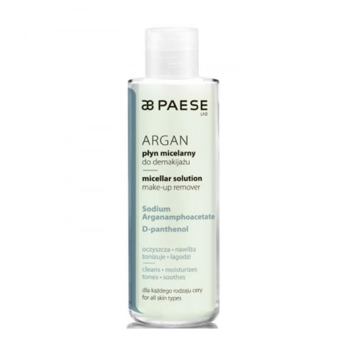 Paes Cosmetics Paese Micellar Water Make Up Remover