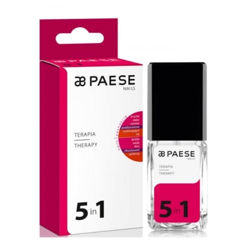 Paes Cosmetics Paese Nail Care 5 In 1