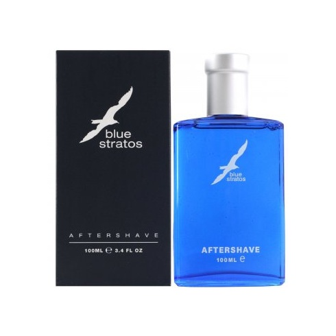 Blue Stratos Parfums Bleu Limited Blue Stratos Pre-Electric Shaving Lotion 100ml