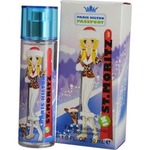 Paris Hilton Passport St. Moritz EDT 30ml Spray