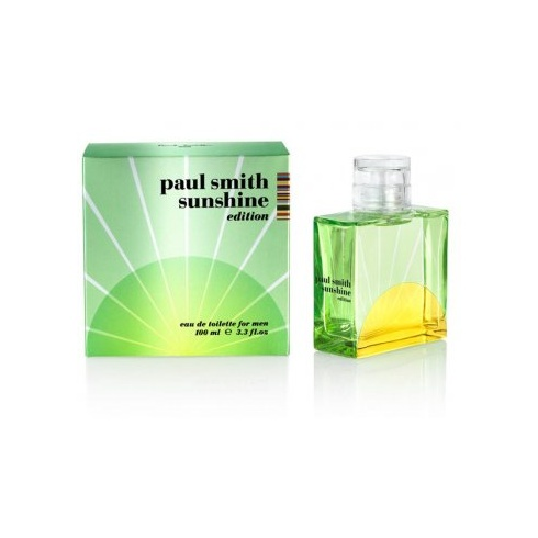 Paul Smith Sunshine Men 2012 Edition 100ml EDT Spray
