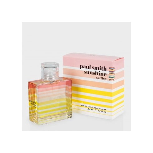 Paul Smith Sunshine Women 100ml EDT Spray