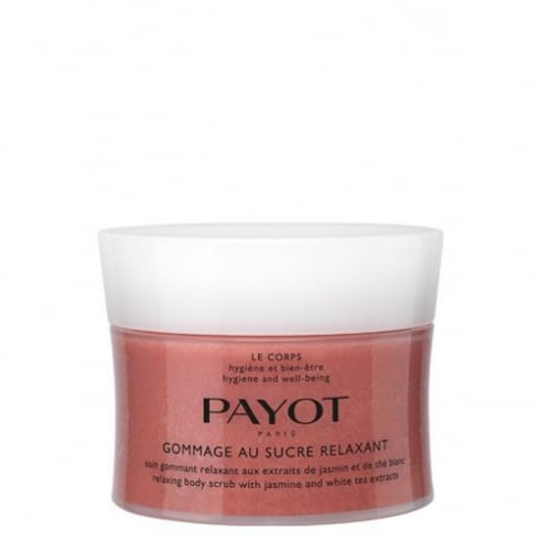 Payot Gommage Au Sucre Relaxent Body Scrub Jasmine & White Tea