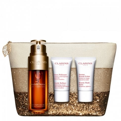 Payot Hydra 24+ Gift Set 50ml Crème Glacèe + 15ml Baume En Masque + 15ml Regard Glacon Roll On + Bag