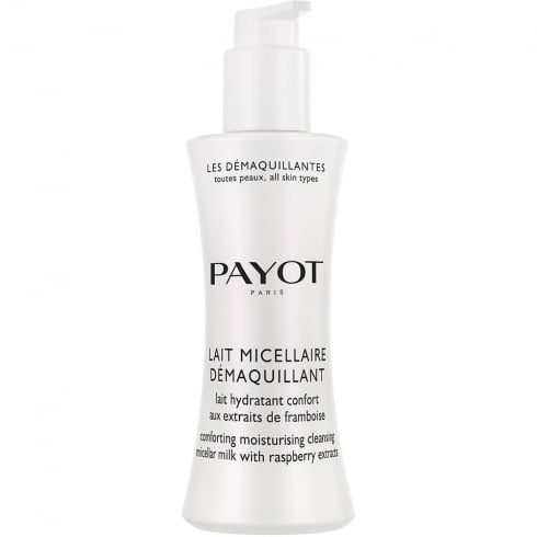 Payot Lait Micellaire Demaquillant Comforting Moisturising Cleansing