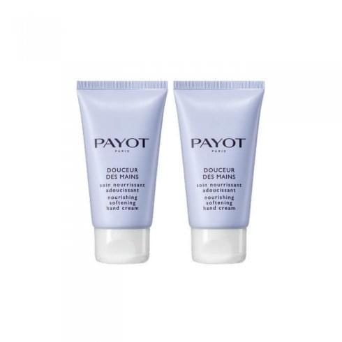 Payot Le Corps Douceur des Mains Gift Set 2 x 50ml Hand Cream
