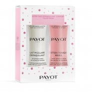 Payot Les Démaquillantes Duo Gift Set 200ml Micellar Cleansing Milk + 200ml Toning Lotion