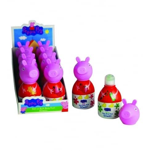 Peppa Pig Bath Body Paint 50ml