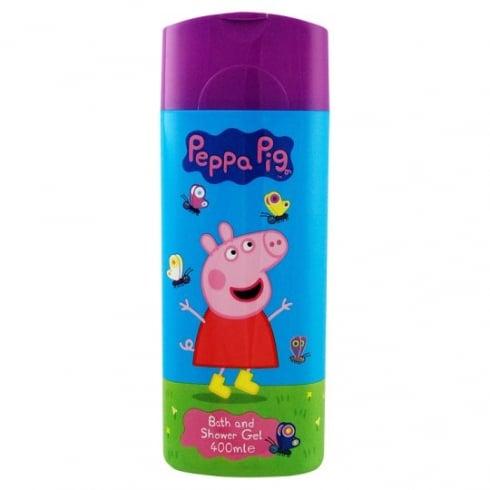 Peppa Pig BUBBLE BATH 400ML        K10002