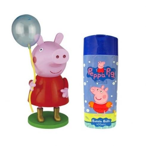 Peppa Pig Bubble Bath 400ml Set 2 Pieces
