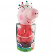Peppa Pig Puppet & Bath and Shower Gel 250ml