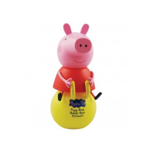 Peppa Pig Piggy Bank Bubble Bath 300ml