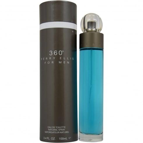 Perry Ellis 360 for Men 100ml EDT Spray