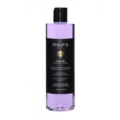 Philip B Lavender Hair and Body Shampoo 350ml