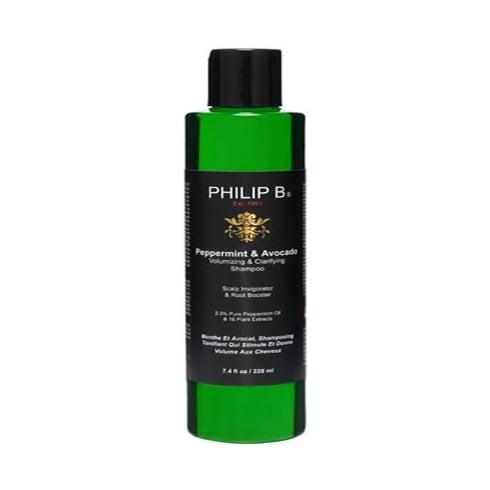 Philip B Peppermint and Avocado Volumizing Shampoo 350ml
