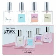 Philosophy 4 X 15ml Edp Joyously - 15ml Edt Living Grace - 15ml Edt