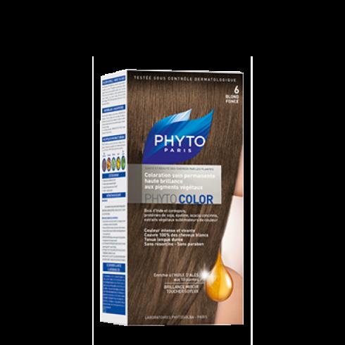 Phyto Color 6 Dark Blond