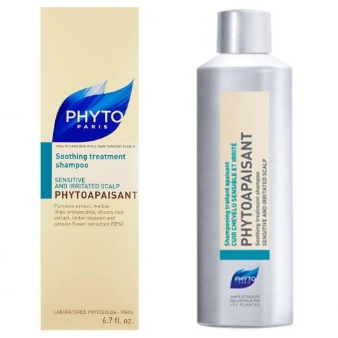 Phyto Phytoapaisant 200ml Soothing Treatment Shampoo