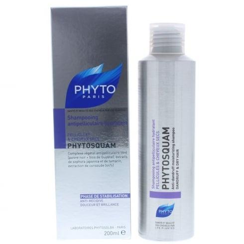 Phyto Phytosquam 200ml Anti- Dandruff Moisturising Shampoo