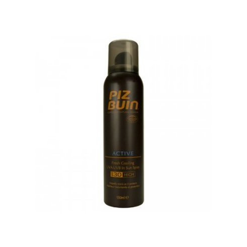 Piz Buin Active Fresh Cooling UVA-UVB In Sun Spray SPF 30 High 150ml