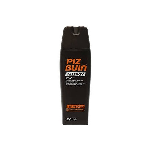 Piz Buin Allergy Spray SPF 15 (Medium) 200ml