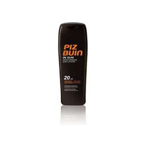 Piz Buin In Sun Lotion SPF 20 (Medium) 200ml