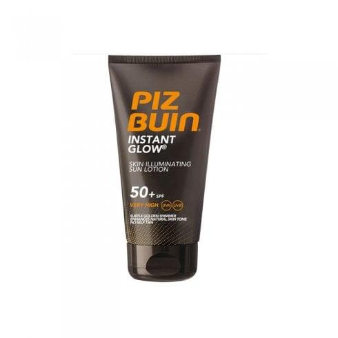 Piz Buin Instant Glow Sun Lotion SPF50 150ml