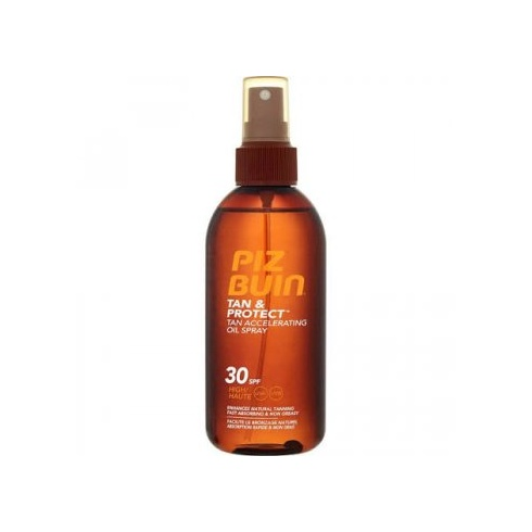 Piz Buin Tan & Protect Accelerating Oil Spray SPF 30 (High) 150ml