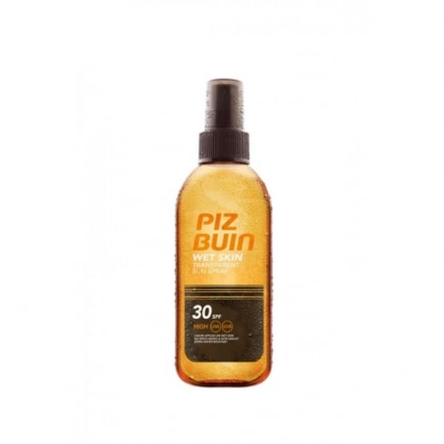 Piz Buin Wet Skin Transparent Sun Spray SPF30 150ml