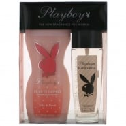Playboy Play It Lovely Gift Set 75ml Body Fragrance + 250ml Shower Cream