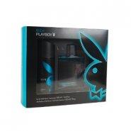 Playboy Ibiza 100ml EDT Spray / 150ml Deodorant Spray