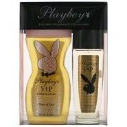 Playboy VIP for Her Gift Set 75ml Body Fragrance + 250ml Shower Gel