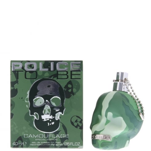 Police To Be Camouflage M EDT 40ml