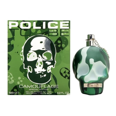 Police To Be Camouflage M EDT 75ml