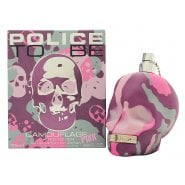 Police To Be Camouflage Pink EDT 125ml Spray