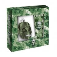 Police To Be Camouflage Set EDT 40+Body Shampoo100