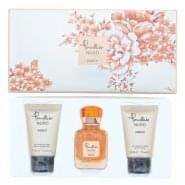 Pomellato Nudo Amber Gift Set 25ml EDP + 30ml Shower Gel + 30ml Body Lotion