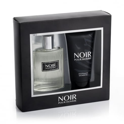 Prism Parfums Noir Pour Homme Gift Set 100ml EDT + Shower Gel 150ml