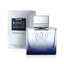 Antonio Banderas King of Seduction 100ml EDT Spray Collector's Edition
