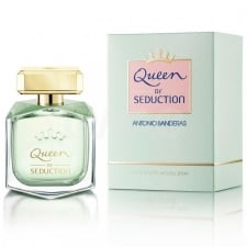 Antonio Banderas Queen of Seduction 80ml EDT Spray Collector's Edition
