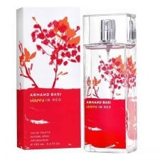 Armand Basi Happy In Red EDT Spray 100ml