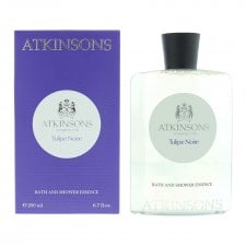 Atkinsons Atk Tulip Noire Shower Gel 200ml