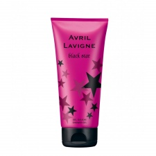 Avril Lavigne Black Star Shower Gel 150ml