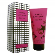 Avril Lavigne Black Star Shower Gel 200ml (Boxed)