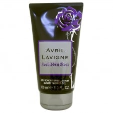 Avril Lavigne Forbidden Rose Shower Gel 150ml