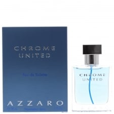 Azzaro Chrome United EDT 30ml Spr