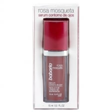 Babaria Rosa Mosqueta Eye Serum 15ml