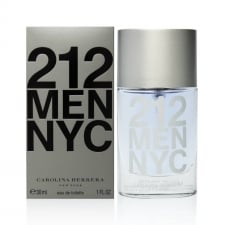 Carolina Herrera 212 Homme Eau De Toilette Spray 30ml